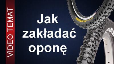 Jak dobrze zakładać oponę roweru